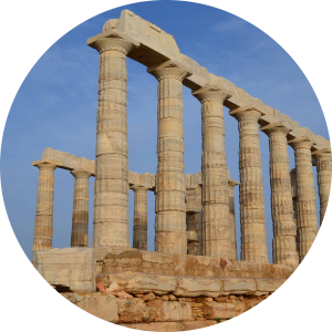 Meet the Gods in Sounion