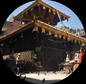 FEW DAYS IN VIBRANT KATHMANDU