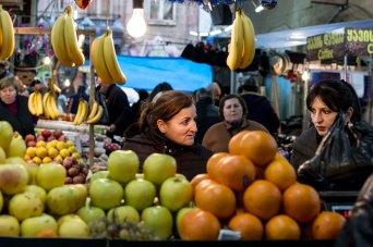 Market in Kutaisi